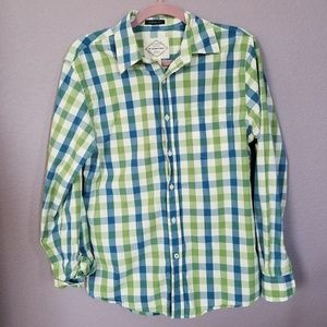 Other - Plaid button up